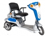 Tzora Titan 3 Wheel Electric Scooter